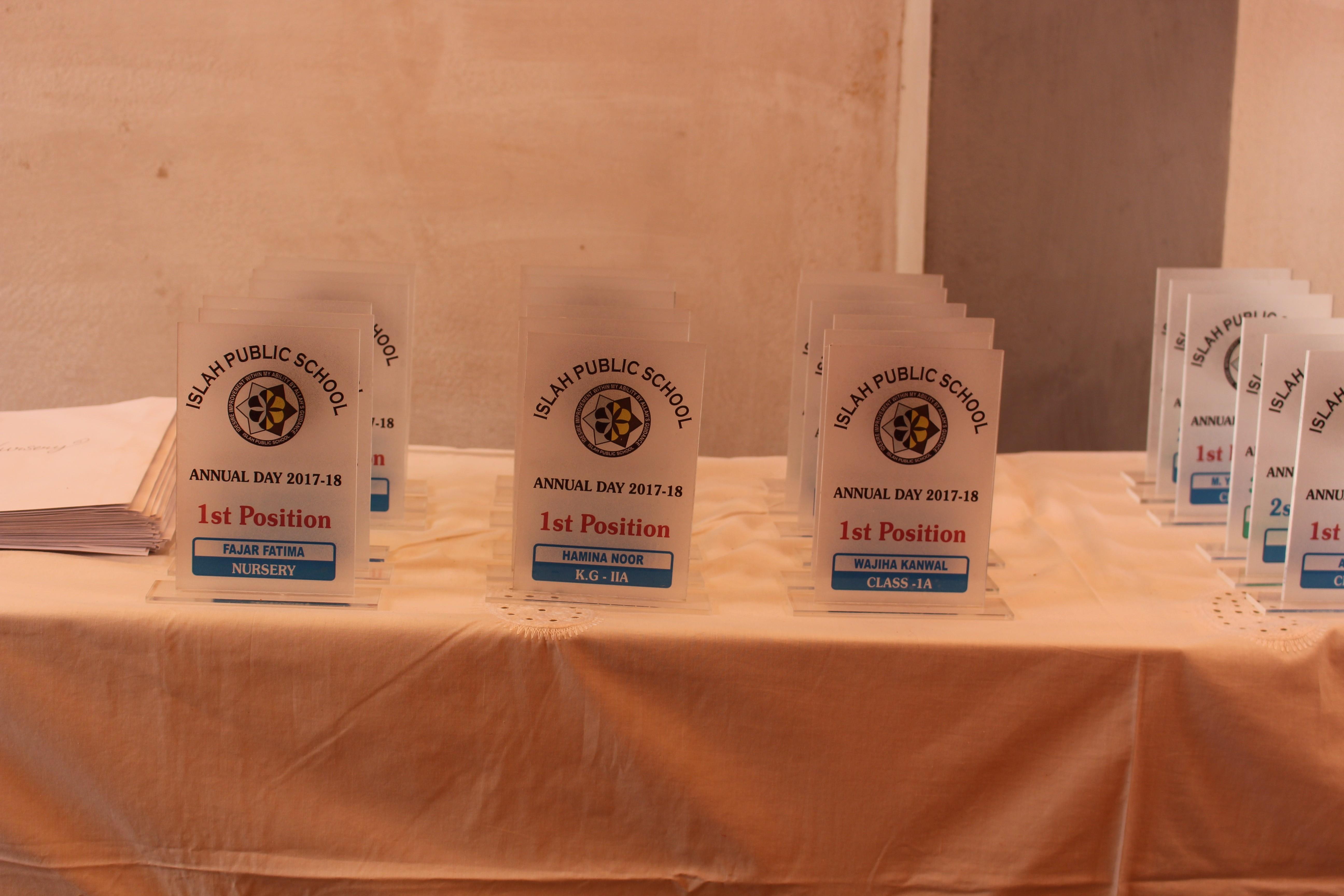 Prize Distribution - 01