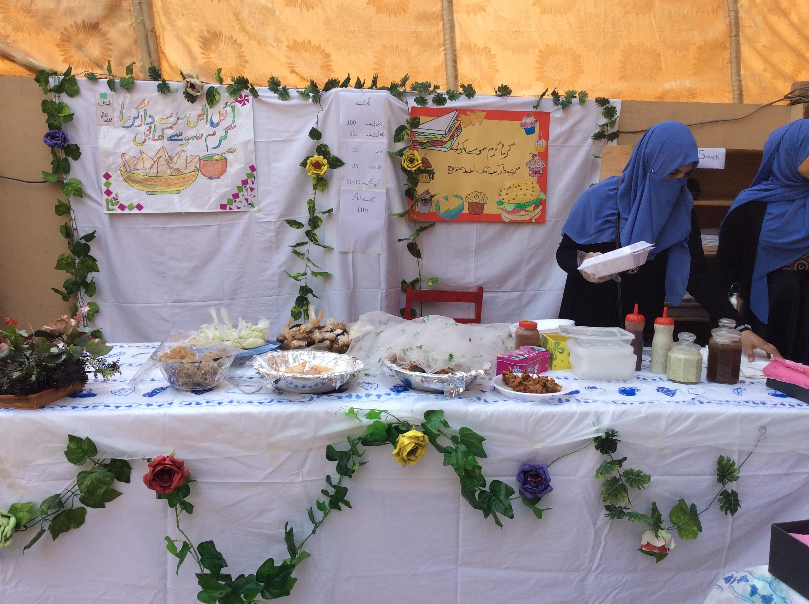 Stalls (1)